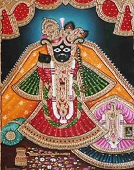 Shri Banke Bihariji Maharaj